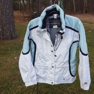 Women's Spyder light windbreaker jacket size 10